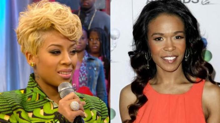 Michelle Williams Responds To Keyshia Cole Diss