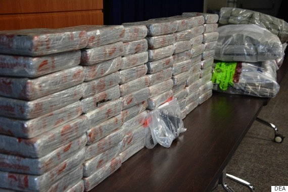 $50 Million Worth Of Heroin Seized In New York's Largest Bust Of All