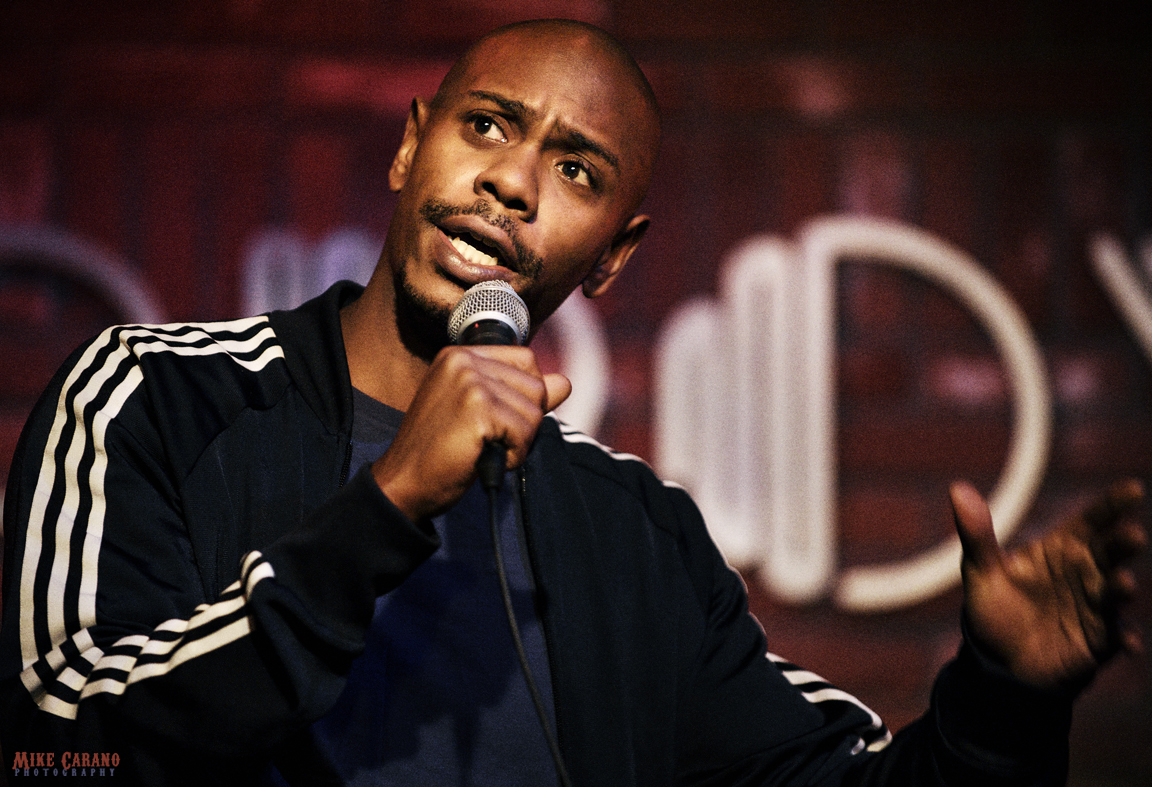 dave chappelle stand up shows
