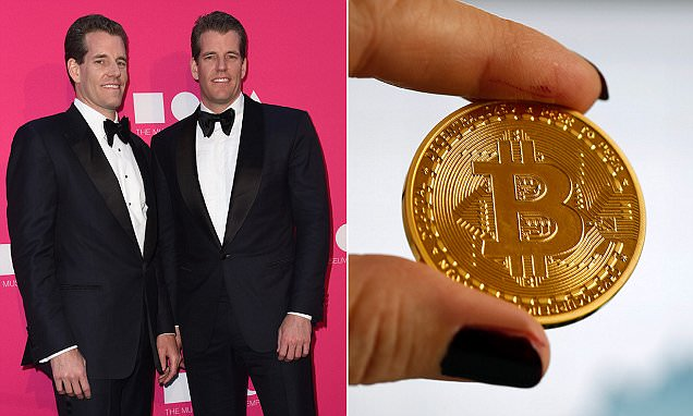 Winklevoss Twins Become World's First Bitcoin BILLIONAIRES -